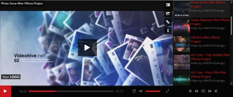 How Elite Video Player works