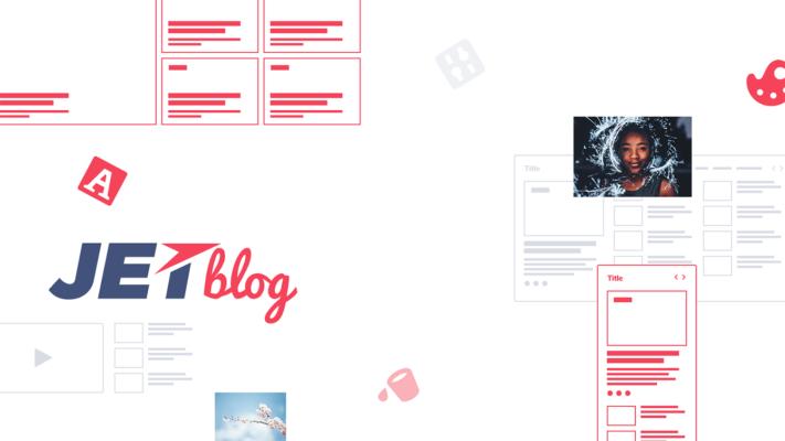 JetBlog Features