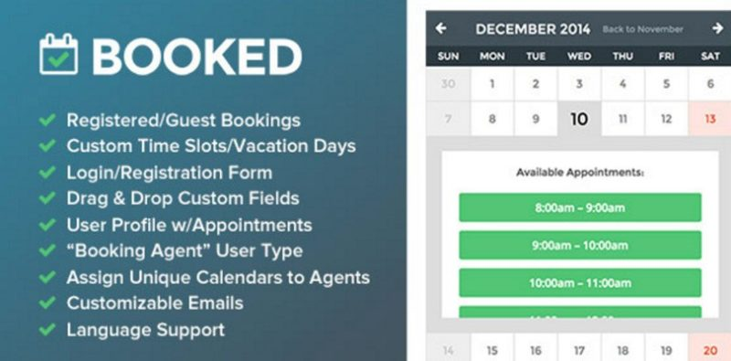 How Booked works