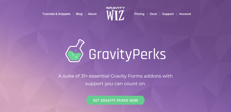 How Gravity Perks works