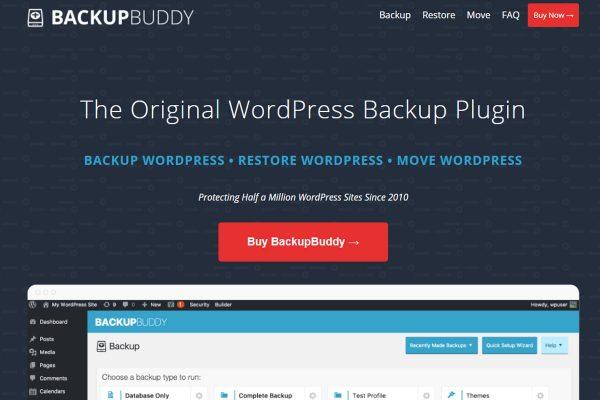 How IThemes BackupBuddy works