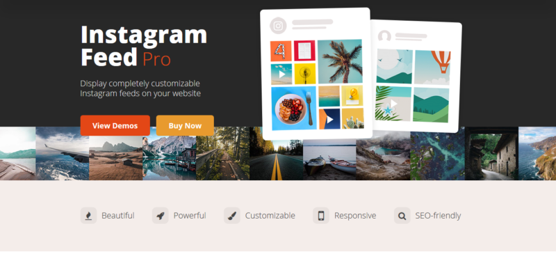 How Instagram Feed Pro works