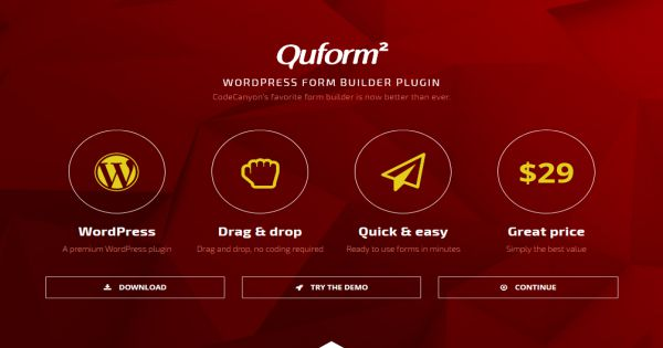 How Quform works