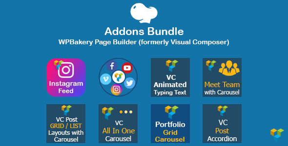How WPBakery Page Builder Addons Bundle works