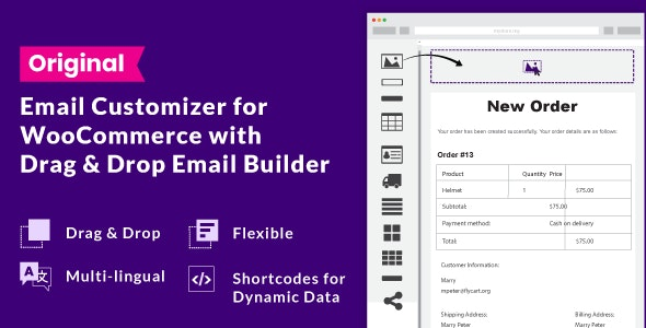 How WooCommerce Email Customizer works