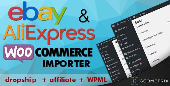 How eBay Aliexpress WooImporter works