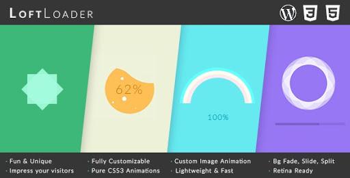 LoftLoader Pro Features