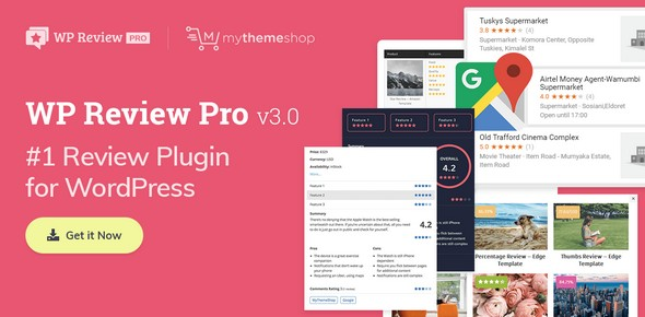 MyThemeShop WP Review Pro Features