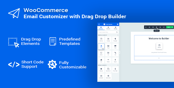 WooCommerce Email Customizer features
