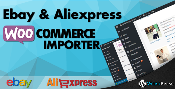 eBay Aliexpress WooImporter Features