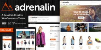 Adrenalin - Multi-Purpose WooCommerce Theme