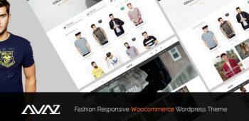 Avaz - Fashion Responsive WooCommerce Theme
