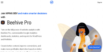 Beehive Pro - WordPress Plugin