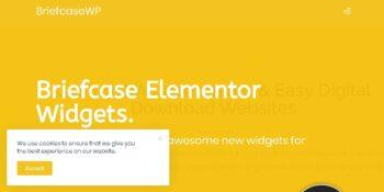 Briefcase Elementor Widgets