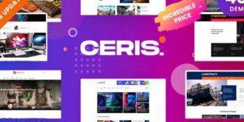 Ceris v1.4.1 - Magazine & Blog WordPress Theme