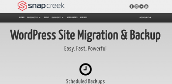 Duplicator Pro - WordPress Site Migration & BackUp