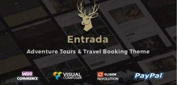 Entrada - Tour Booking & Adventure Tour