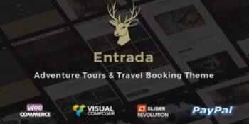Entrada - Tour Booking & Adventure Tour