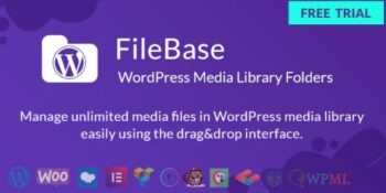 FileBase - Ultimate Media Library Folders for WordPress