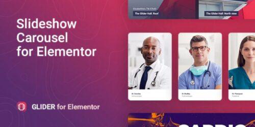 Glider - Slideshow & Slider for Elementor