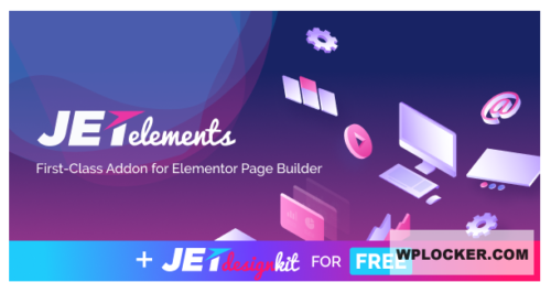 JetElements - Addon for Elementor Page Builder