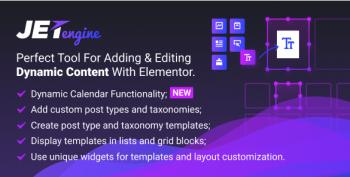 JetEngine - Adding & Editing Dynamic Content