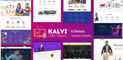 Kalvi - LMS Education