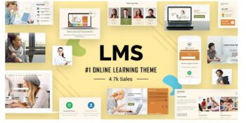LMS - Responsive Learning Management System