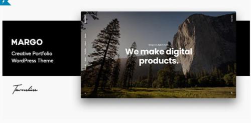 Margo - Creative Portfolio WordPress Theme