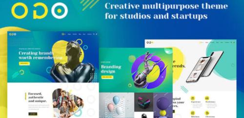OGO Creative Multipurpose WordPress Theme