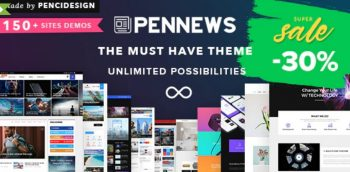 PenNews - News/ Magazine/ Business/ Portfolio