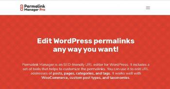 Permalink Manager Pro - WordPress Plugin