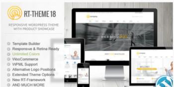 RT-Theme 18 - Responsive Wordpress Theme
