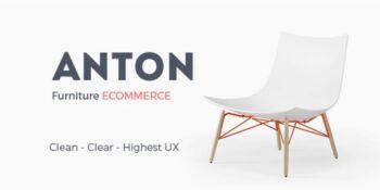 SNS Anton - Furniture WooCommerce WordPress Theme