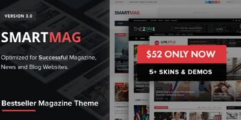 SmartMag - Responsive & Retina WP Magazine