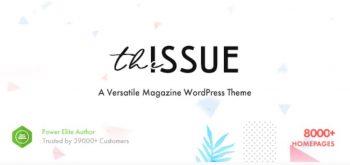 The Issue - Versatile Magazine WordPress Theme
