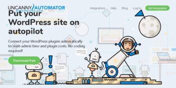 Uncanny Automator - WordPress Plugin