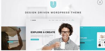 Unicon - Design-Driven Multipurpose Theme
