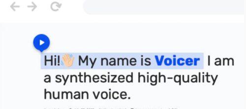 Voicer - Text to Speech Plugin for WordPress