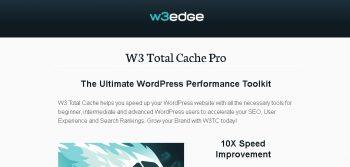 W3 Total Cache Pro