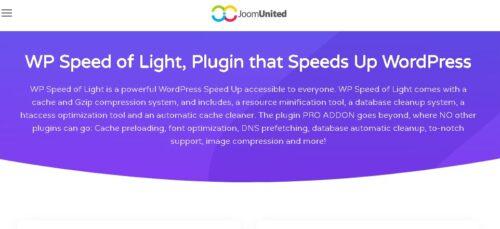 WP Speed of Light – Speed Up WordPress Pro
