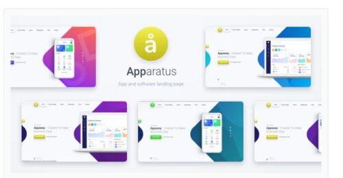 Apparatus - A Multi-Purpose One-Page Landing Theme