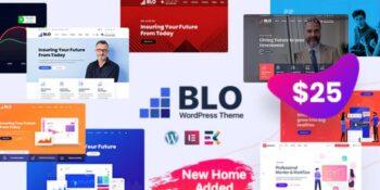 BLO - Corporate Business WordPress Theme