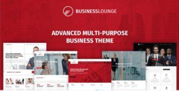 Business Lounge - Multi-Purpose Business Theme