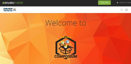 Composium - WP Bakery Page Builder Addon
