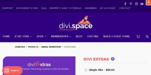 Divi Extras - Extra Theme Blog Modules Added To Divi Builder