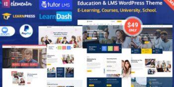 Edubin - Education LMS WordPress Theme
