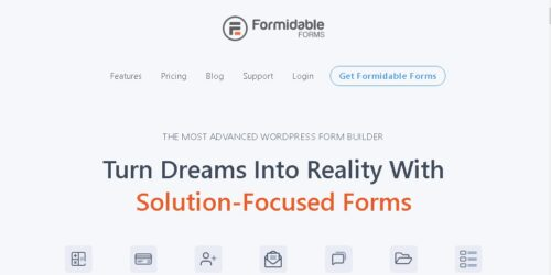 Formidable Forms Pro + Addons