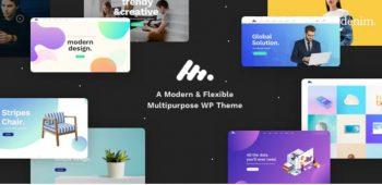 Moody - A Modern & Flexible Multipurpose Theme