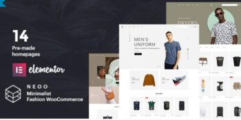 Neoo - Flexible WooCommerce theme